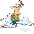 Da li si u oblacima?